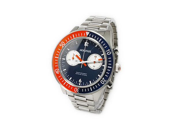 ジャックスペード JACK SPADE クオーツ メンズ 腕時計 WURU0086【】【ポイント10倍】【楽ギフ_包装】
