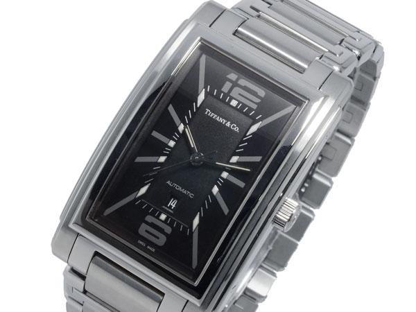 ティファニー TIFFANY&CO グランド GRAND 自動巻 メンズ 腕時計 Z0031.68.10A10A00A【送料無料】