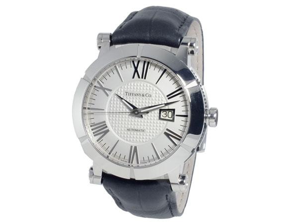ティファニー TIFFANY CO アトラス ジェント ATLAS GENT 自動巻 メンズ 腕時計 Z1000 70 12A21A71A 送料無料4L5Ajc3RqS