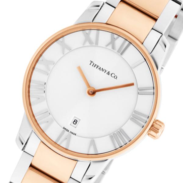 ティファニー アトラス クオーツ レディース 腕時計 Z18301113A21A-00A シルバー【送料無料】【ポイント10倍】