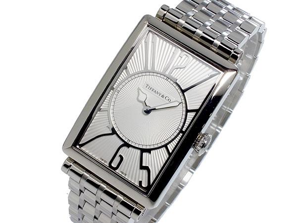 ティファニー TIFFANY&CO ギャラリー Gallery クオーツ メンズ 腕時計 Z3002.10.10A21A00A【送料無料】【ポイント10倍】