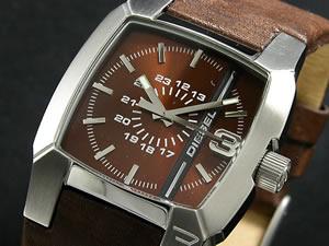 超人気新品 ディーゼル DIESEL 腕時計 時計 メンズ DZ1090, CROW 湘南バイカーズショップ 700603dc