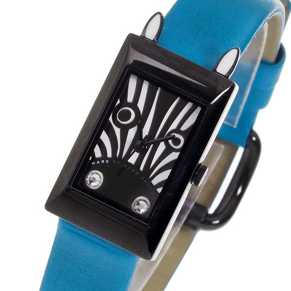 マーク バイ マークジェイコブス クオーツ レディース 腕時計 時計 MBM2052 ゼブラ