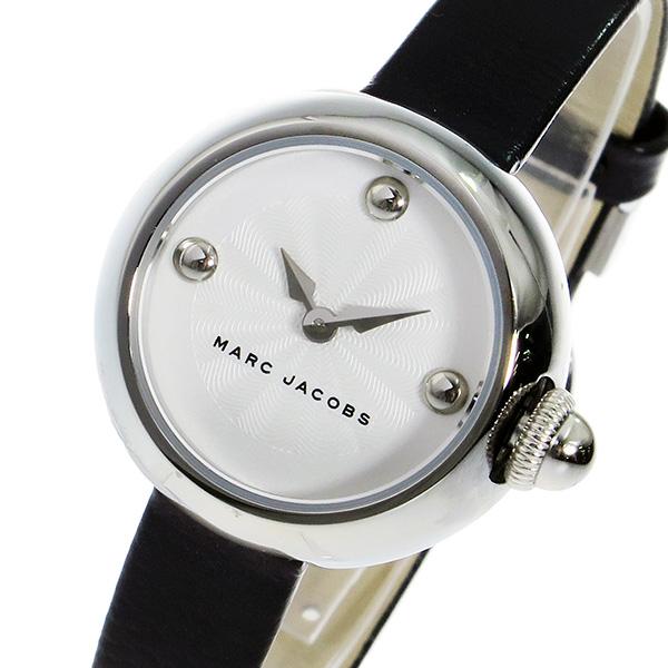 マーク ジェイコブス MARC JACOBS クオーツ レディース 腕時計 時計 MJ1430 ホワイト