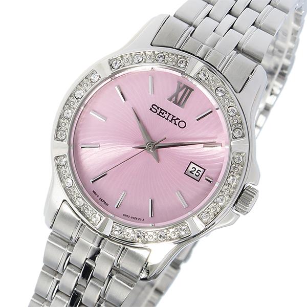 安い セイコー ピンク SEIKO クオーツ レディース 時計 腕時計 時計 レディース SUR739P1 ピンク, カラツシ:8380e942 --- rishitms.com