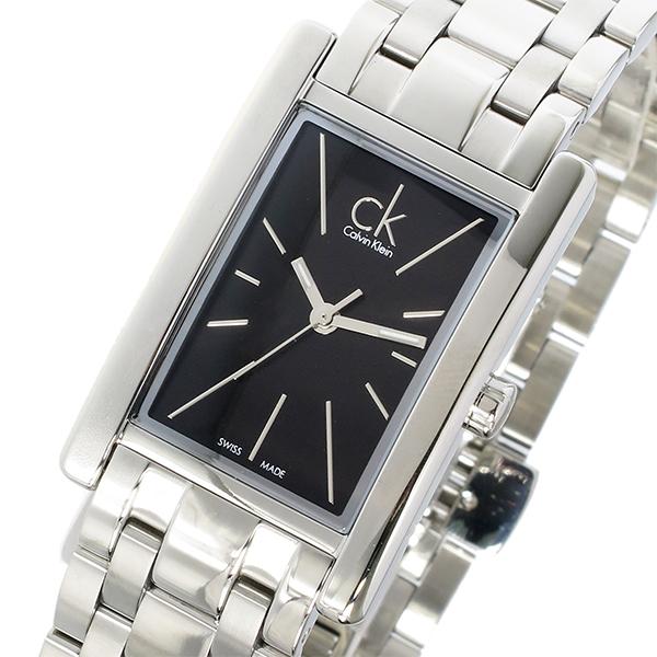 カルバンクライン Calvin Klein リファイン REFINE クオーツ レディース 腕時計 時計 K4P23141 ブラック