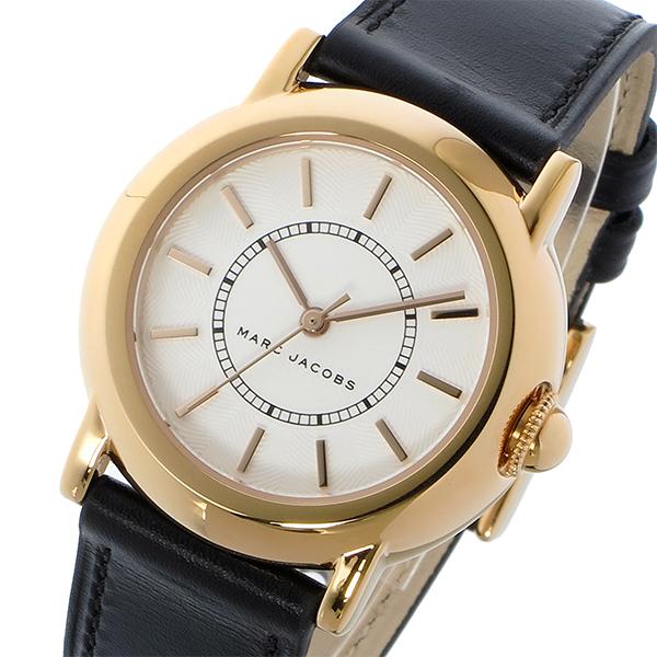 マーク ジェイコブス MARC JACOBS コートニー COURTNEY クオーツ レディース 腕時計 時計 MJ1450 ホワイト