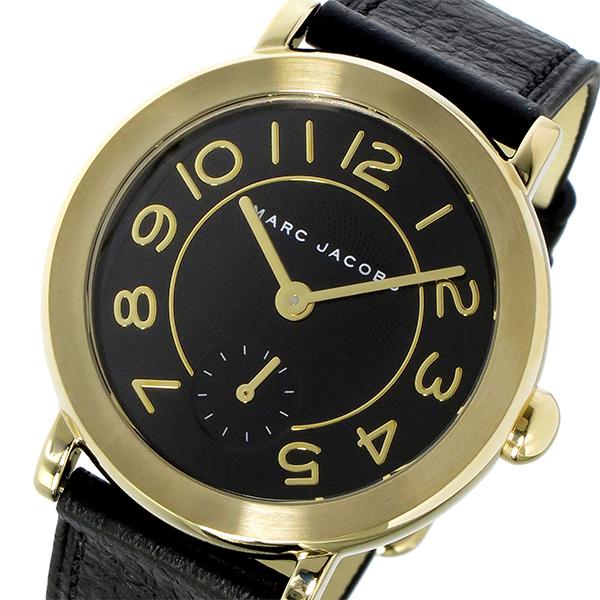 マーク ジェイコブス MARC JACOBS ライリー RILEY クオーツ ユニセックス 腕時計 時計 MJ1471 ブラック