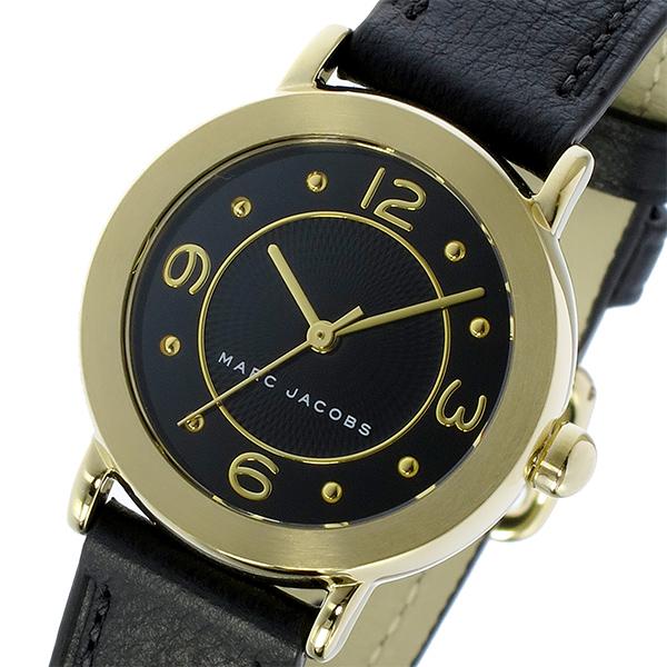 マーク ジェイコブス MARC JACOBS ライリー RILEY クオーツ レディース 腕時計 時計 MJ1475 ブラック