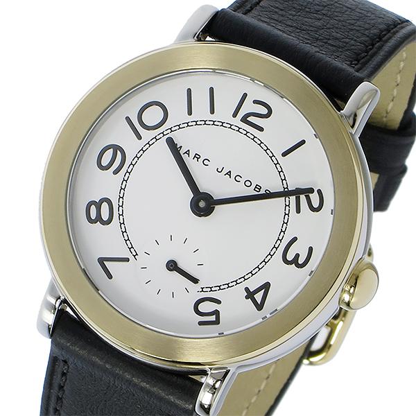 マーク ジェイコブス MARC JACOBS ライリー RILEY レディース クオーツ 腕時計 時計 MJ1514 ホワイト