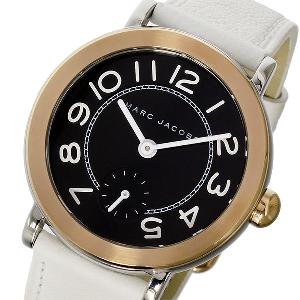 マーク ジェイコブス MARC JACOBS ライリー RILEY レディース クオーツ 腕時計 時計 MJ1515 ブラック