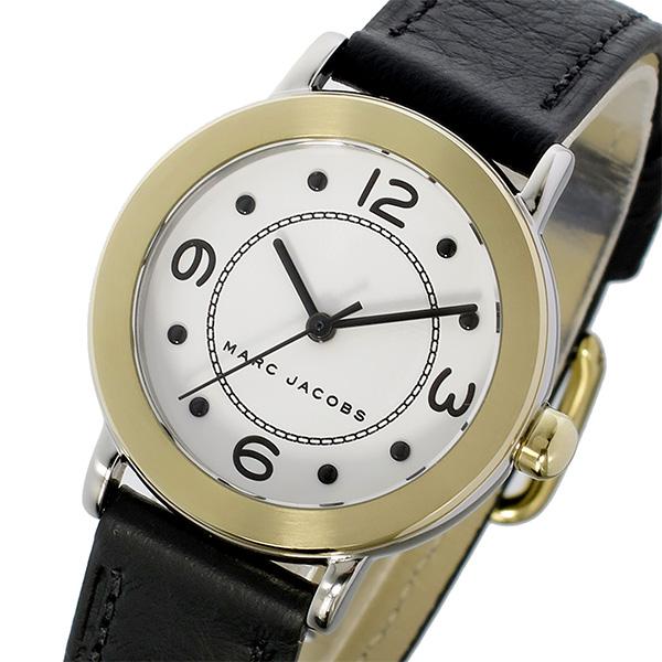 マーク ジェイコブス MARC JACOBS ライリー RILEY レディース クオーツ 腕時計 時計 MJ1516 ホワイト
