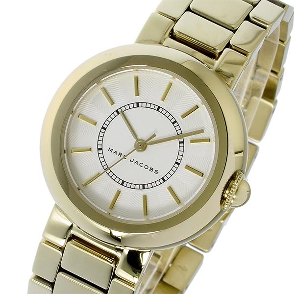 マーク ジェイコブス MARC JACOBS コートニー COURTNEY クオーツ レディース 腕時計 時計 MJ3465 ホワイト