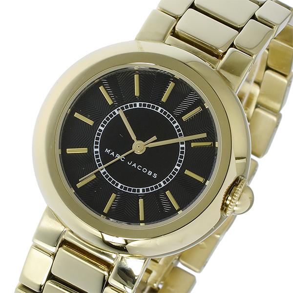 マーク ジェイコブス MARC JACOBS コートニー COURTNEY クオーツ レディース 腕時計 時計 MJ3468 ブラック