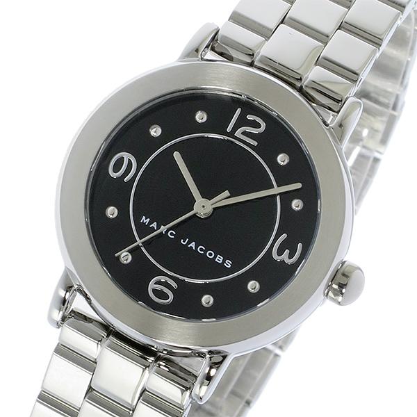マーク ジェイコブス MARC JACOBS ライリー RILEY クオーツ レディース 腕時計 時計 MJ3490 ブラック