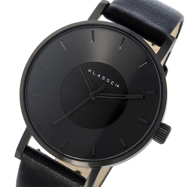 クラス14 KLASSE14 ヴォラーレ Volare 35mm レディース 腕時計 時計 VO14BK002W ブラック