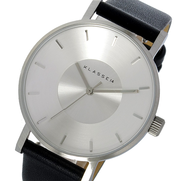 クラス14 KLASSE14 ヴォラーレ Volare 35mm レディース 腕時計 時計 VO14SR001W シルバー/ブラック