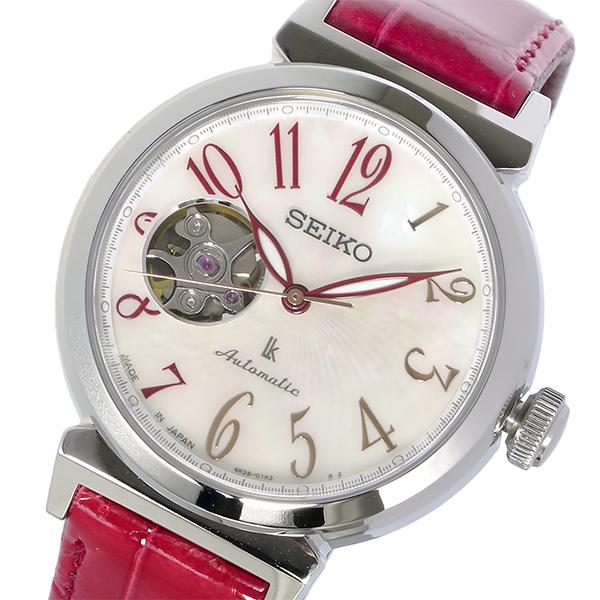 セイコー SEIKO ルキア LUKIA 自動巻き レディース 腕時計 SSA835J1 シェル【送料無料】