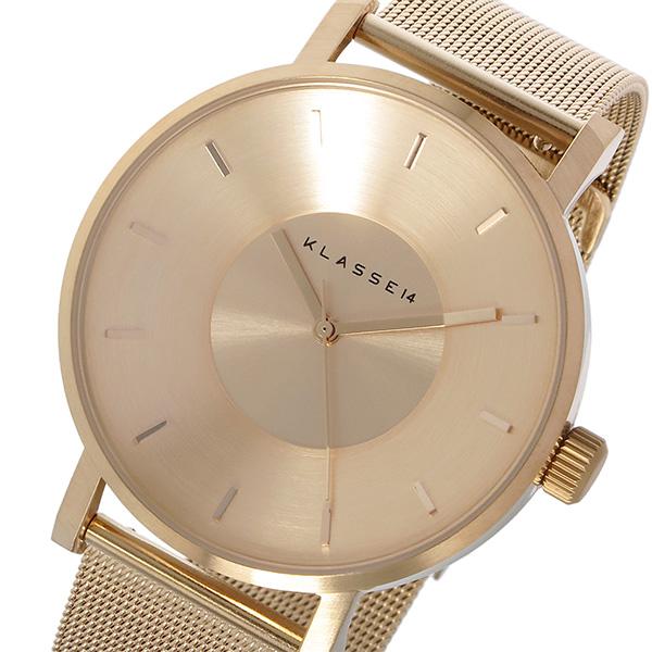 クラス14 KLASSE14 ヴォラーレ Volare 42mm ユニセックス 腕時計 時計 VO14RG003M ローズゴールド