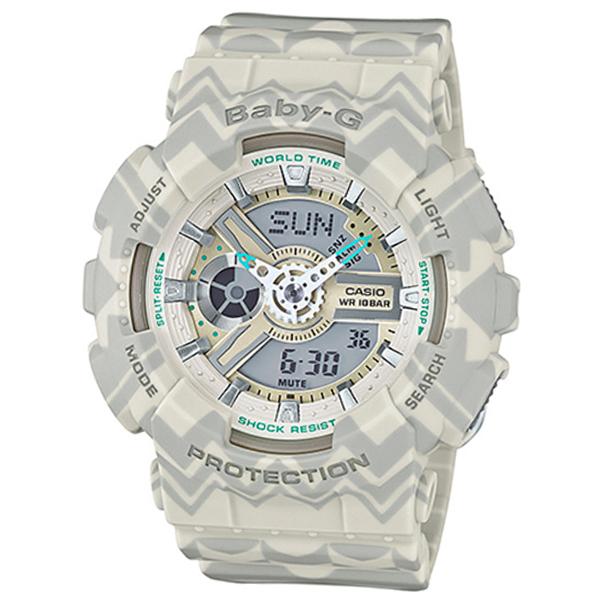 カシオ CASIO ベビーG BABY-G トライバル クオーツ レディース 腕時計 時計 BA-110TP-8A グレートライバル