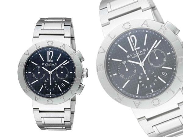 ブルガリ BVLGARI ブルガリ ブルガリ 自動巻き クロノ 腕時計 BB42BSSDCH【送料無料】【S1】