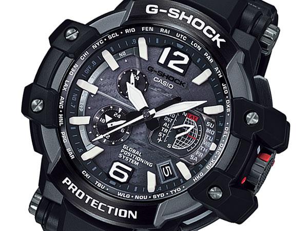 カシオ CASIO Gショック G-SHOCK ソーラー メンズ 腕時計 GPW-1000FC-1AJF 国内正規【送料無料】【ポイント10倍】