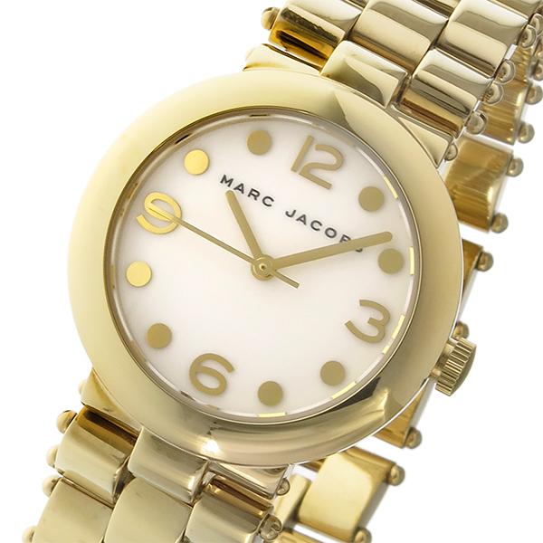 マークバイ マークジェイコブス MARC BY MARC JACOBS クオーツ レディース 腕時計 時計 MBM3029 ホワイト