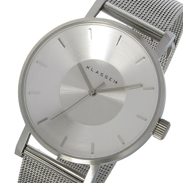 クラス14 KLASSE14 ヴォラーレ Volare 36mm レディース 腕時計 時計 VO14SR002W シルバー