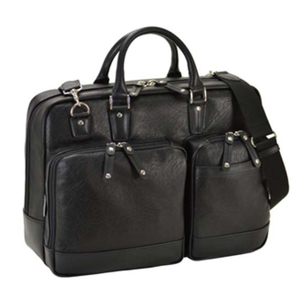 ハミルトン HAMILTON 合皮ビジネスシリーズ メンズ ビジネスバッグ ブリーフケース 26627 ブラック, チャタンチョウ:8537d012 --- adfun.jp