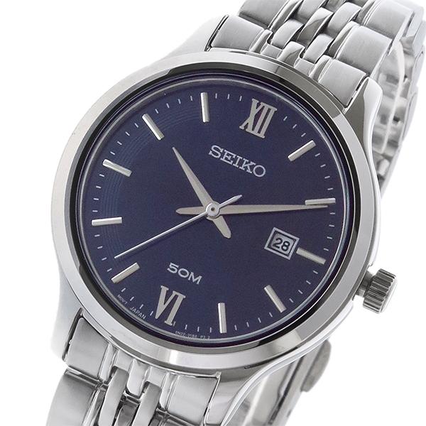 セイコー SEIKO ネオクラシック NEO CLASSIC クオーツ レディース 腕時計 時計 SUR709P1 ダークブルー