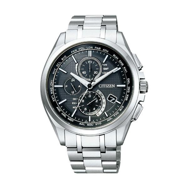 シチズン CITIZEN アテッサ クロノ メンズ 腕時計 AT8040-57E 国内正規【送料無料】