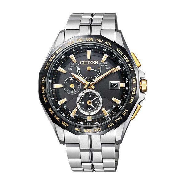 シチズン CITIZEN アテッサ メンズ 腕時計 AT9095-50E 国内正規【送料無料】【ポイント10倍】