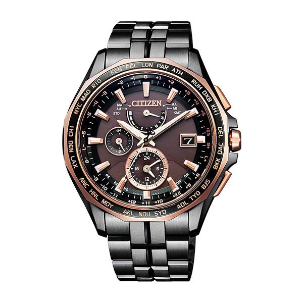 シチズン CITIZEN アテッサ メンズ 腕時計 AT9096-73E 国内正規【送料無料】