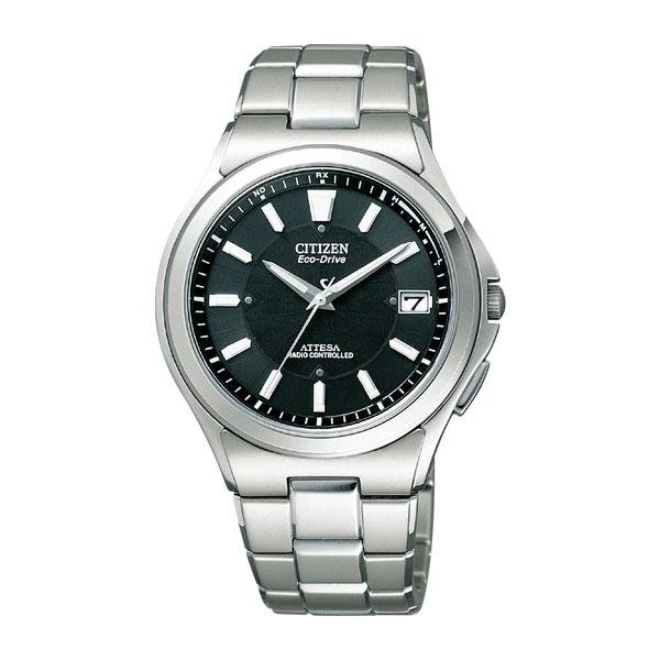 シチズン CITIZEN アテッサ メンズ 腕時計 ATD53-2841 国内正規【送料無料】【ポイント10倍】