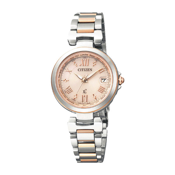 シチズン CITIZEN クロスシー レディース 腕時計 EC1034-59W 国内正規【送料無料】