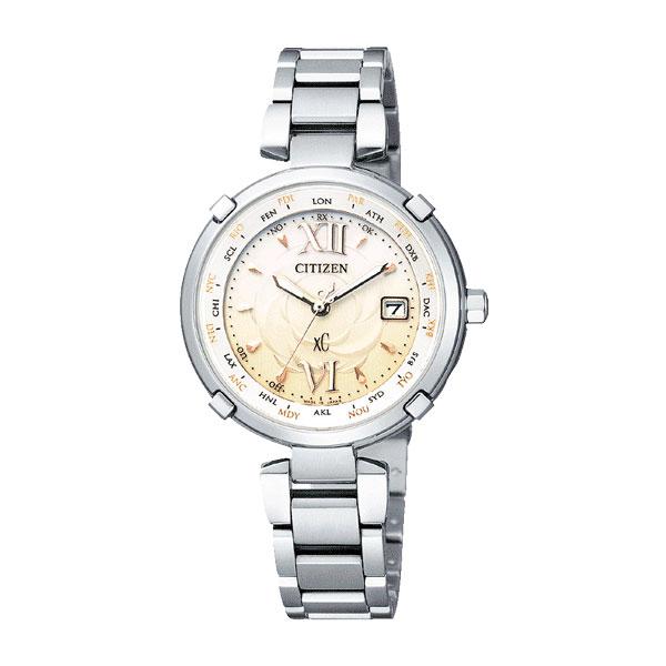 シチズン CITIZEN クロスシー レディース 腕時計 EC1060-59W 国内正規【送料無料】