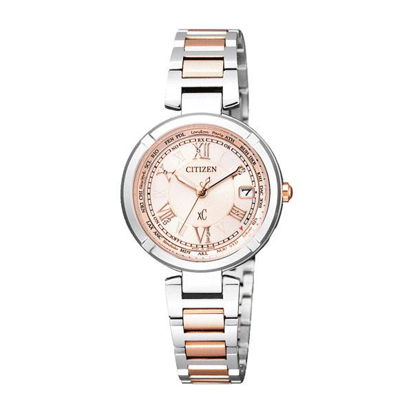シチズン CITIZEN クロスシー レディース 腕時計 EC1114-51W 国内正規【送料無料】