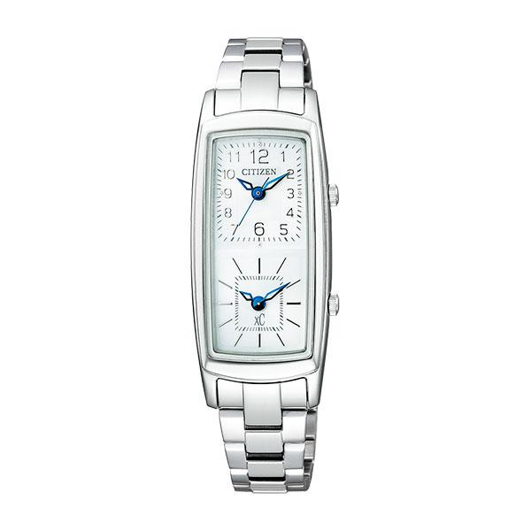 シチズン CITIZEN クロスシー レディース 腕時計 時計 EW4000-55A 国内正規