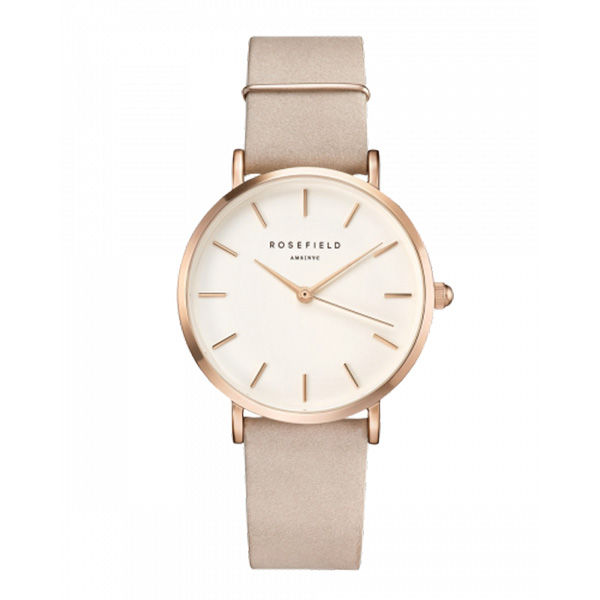 ローズフィールド Rosefield THE WEST VILLAGE 33mm クオーツ レディース 腕時計 時計 WSPR-W73 ホワイト