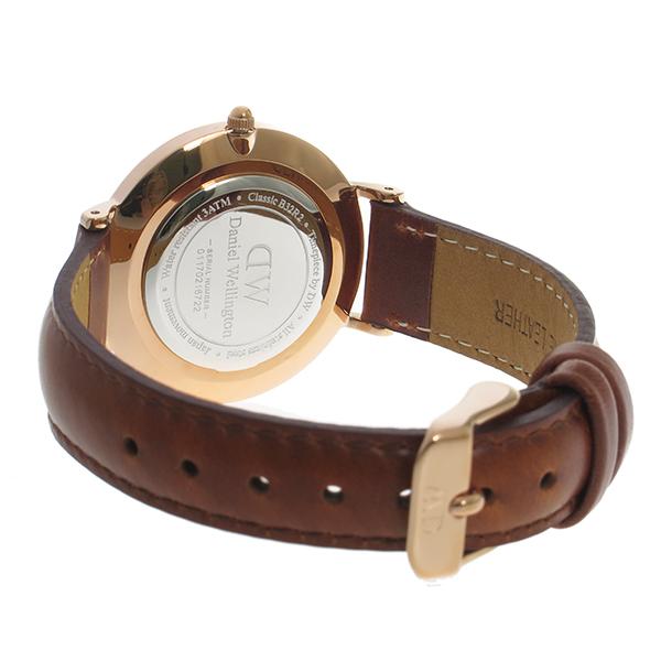 ダニエル ウェリントン クラシック ペティート セイント モーズ ブラック レディース 32mm 腕時計 時計 DW00100169【ポイント10倍】