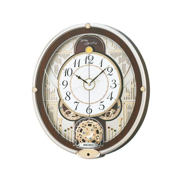 セイコー SEIKO ユニセックス 掛け時計 RE577B パール