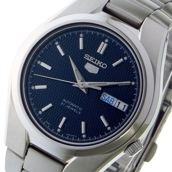 セイコー SEIKO セイコー5 自動巻き メンズ 腕時計 時計 SNK603K1 ブラック