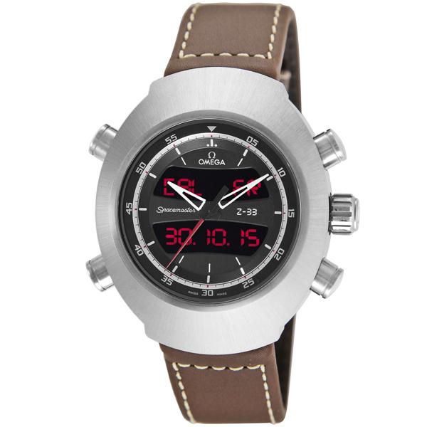 オメガ OMEGA スピードマスター クオーツ メンズ 腕時計 325.92.43.79.01.002 ブラック【送料無料】