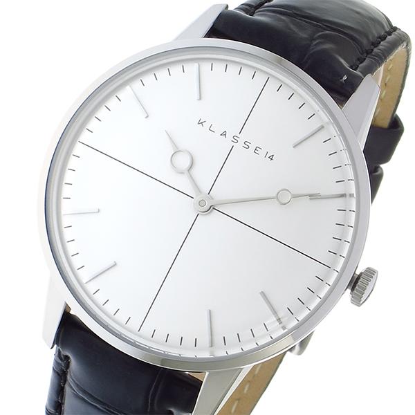 クラス14 KLASSE14 DISCO-VOLANTE 36mm ユニセックス 腕時計 時計 DI16SR001W シルバー