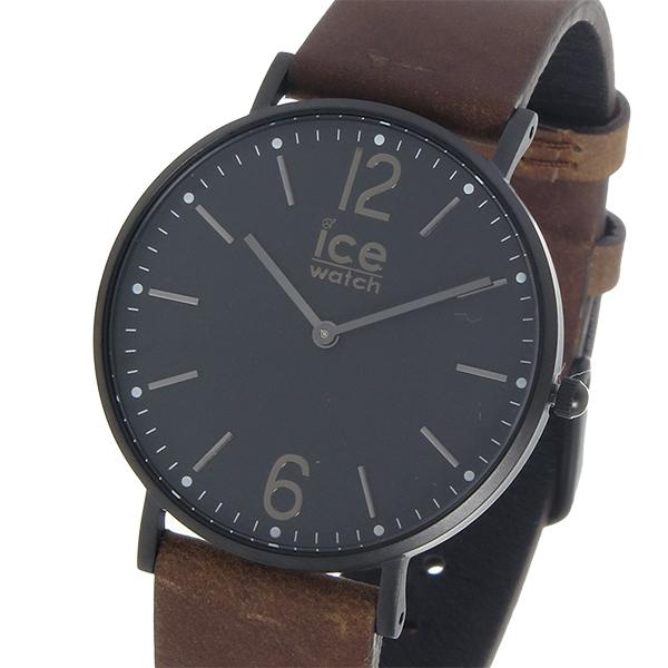 アイスウォッチ ICE WATCH クオーツ ユニセックス 腕時計 時計 CHL.B.BLA.36.N.15 ブラック