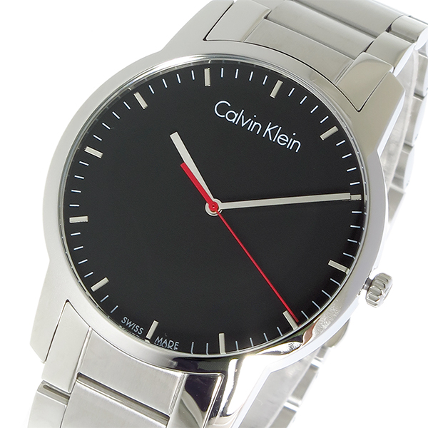 カルバン クライン CALVIN KLEIN クオーツ メンズ 腕時計 時計 K2G2G141 ブラック