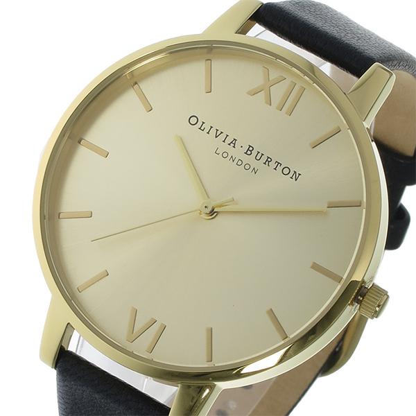 オリビアバートン OLIVIA BURTON クオーツ レディース 腕時計 時計 OB13BD06 ゴールド