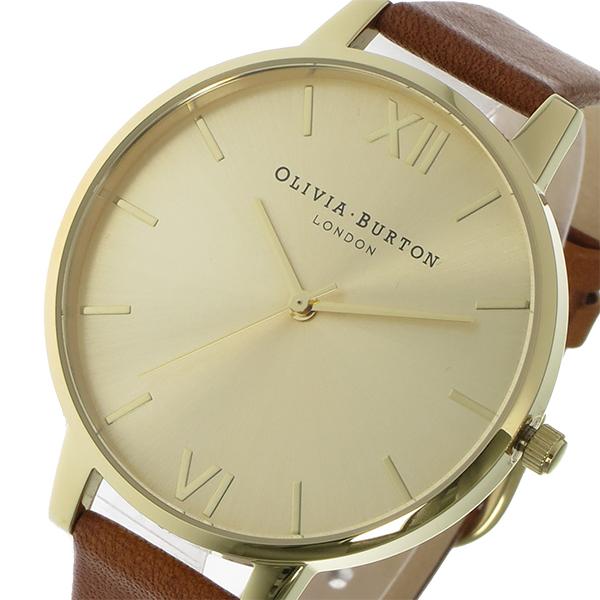 4be9963c7d4f オリビアバートン OLIVIA BURTON クオーツ レディース 腕時計 時計 OB13BD09 ゴールド【ポイント10倍】 【ラッピング無料】