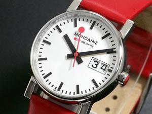 モンディーン MONDAINE 腕時計 レディース A669.30305.11SBCH2