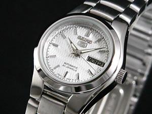 セイコー 5 SEIKO ファイブ 腕時計 自動巻き レディース SYMC07K1